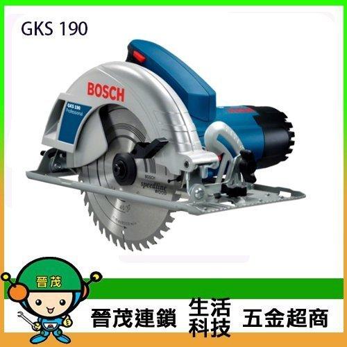 圓鋸機 GKS 190