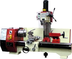 GM-8複合式車銑床(工業型)