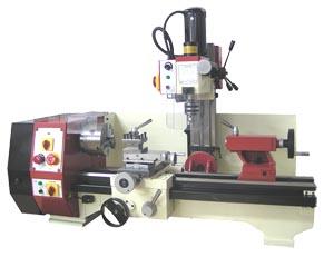 GM-10複合式車銑床(工業型)(多功能型)